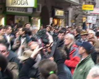 Nem féltek… Polgár-pukkasztás Újlipótvárosban